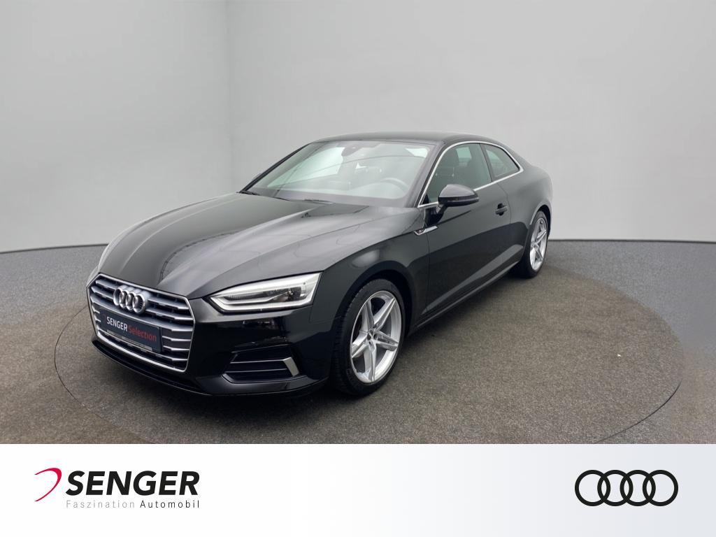 Audi A5 Coupé 2,0 TFSI Keyless-Go Auffahr-Warnsystem, Jahr 2017, Benzin