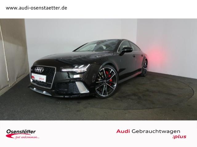 Audi RS7 4,0 TFSI performance Matrix-LED HuD Navi+, Jahr 2017, Benzin