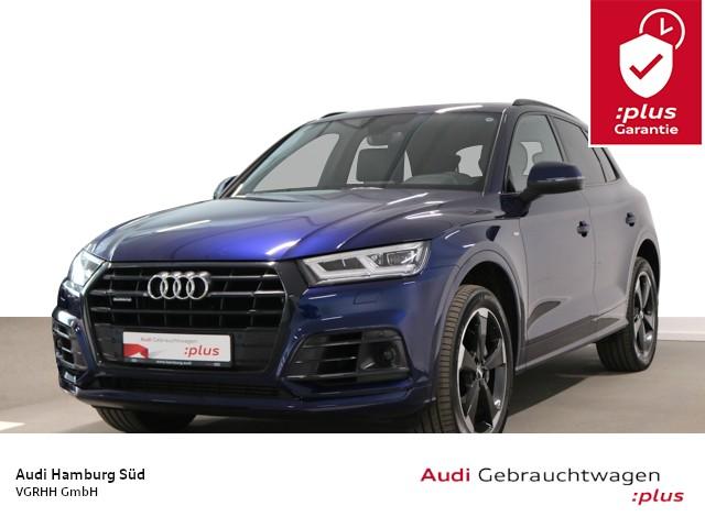 """Audi Q5 50 TDI qu. 3xS LINE/20""""/B&O/ACC/NAVI+, Jahr 2019, diesel"""