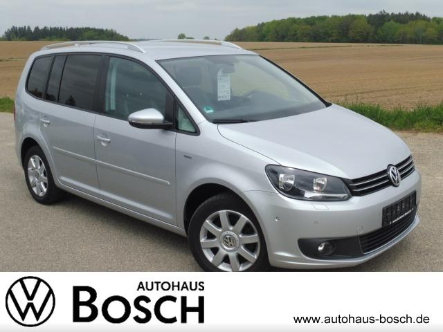 Volkswagen Touran 1.6 TDI Life Navi PDC Sitzheizung Tempomat, Jahr 2014, Diesel