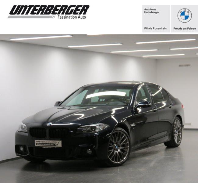 BMW 535d Limousine M Sportpaket Head-Up HiFi Xenon, Jahr 2015, Diesel