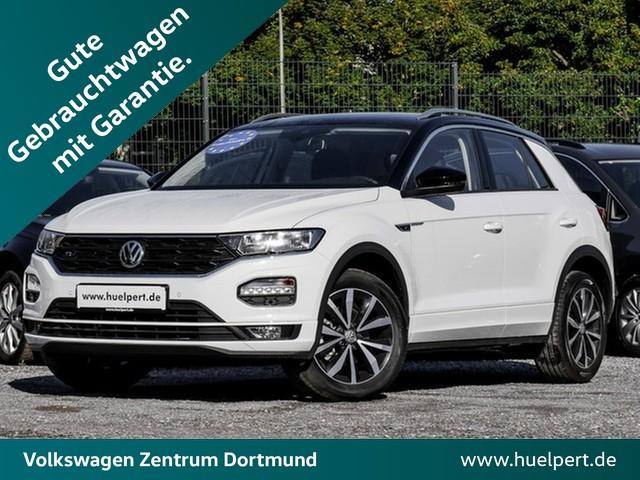Volkswagen T-Roc 1.0 OPF Style R-Line Ext NAVI ACC PDC SHZ KLIMA ALU17, Jahr 2019, Benzin