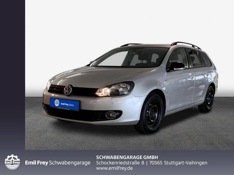 Volkswagen Golf Variant 1.4TSI MATCH Navi WinterP Licht+SichtP, Jahr 2013, Benzin