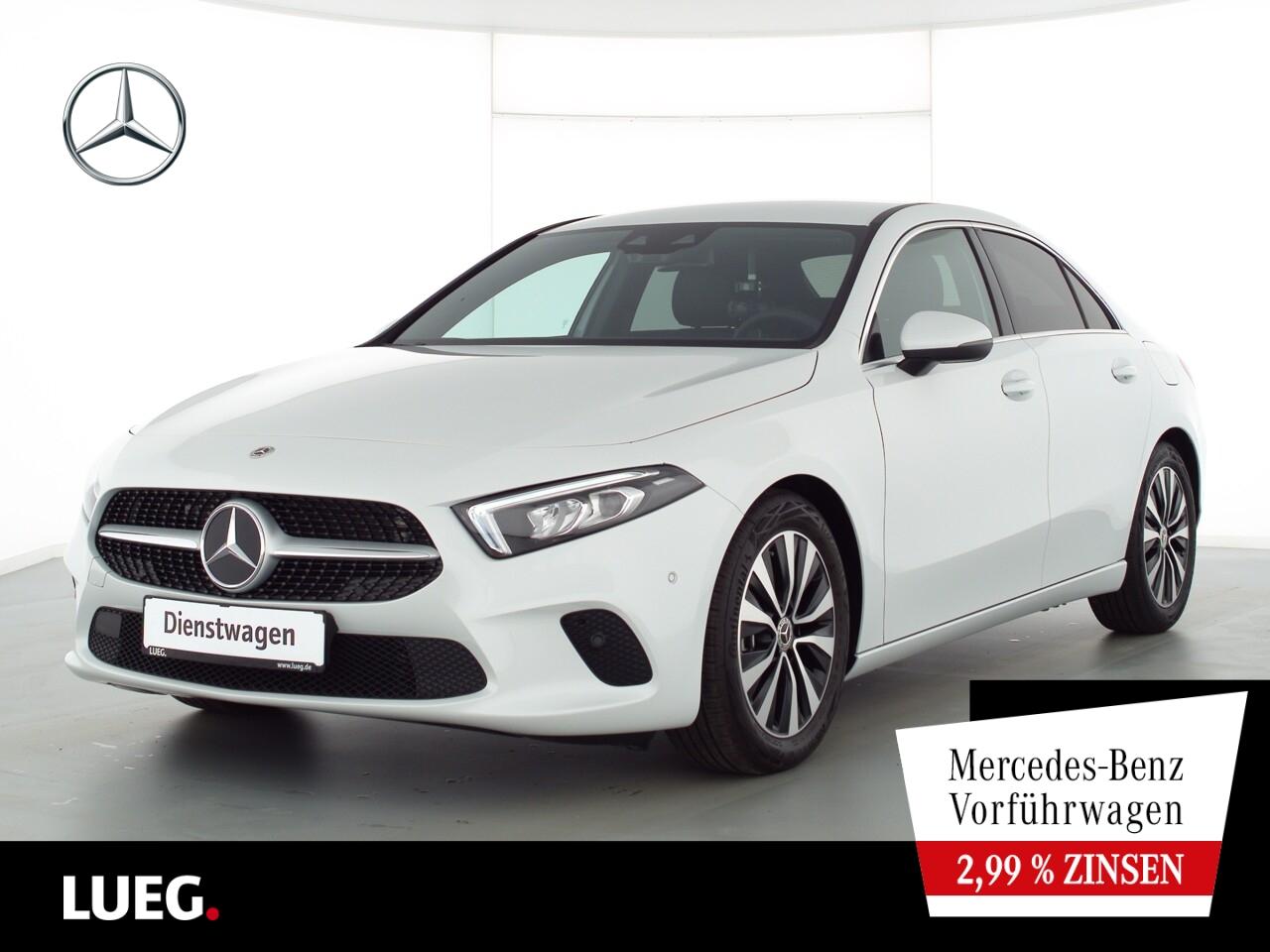 Mercedes-Benz A 180 d Lim PROGRESSIVE+TOTW.+SOUND+KAMERA+LED, Jahr 2021, Diesel