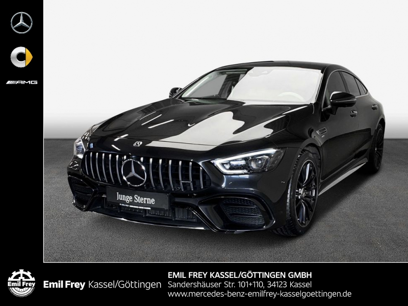 Mercedes-Benz AMG GT 43 4M+ /PerformAbGas/Distro/Wide/Burmester, Jahr 2019, Benzin