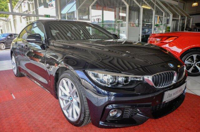 """BMW 418d Gran Coupe Aut. M Sport """"Kamera/Alcantara"""", Jahr 2018, diesel"""