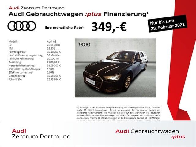 Audi A6 Avant 40TDI Navi+/ACC/LED/APS+, Jahr 2018, Diesel