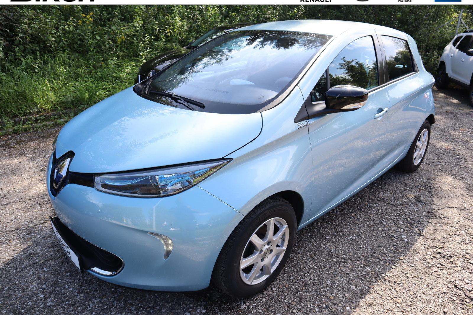 Renault ZOE Life 22 kw (Miet-Batterie) Akku Kauf möglic, Jahr 2015, Elektro