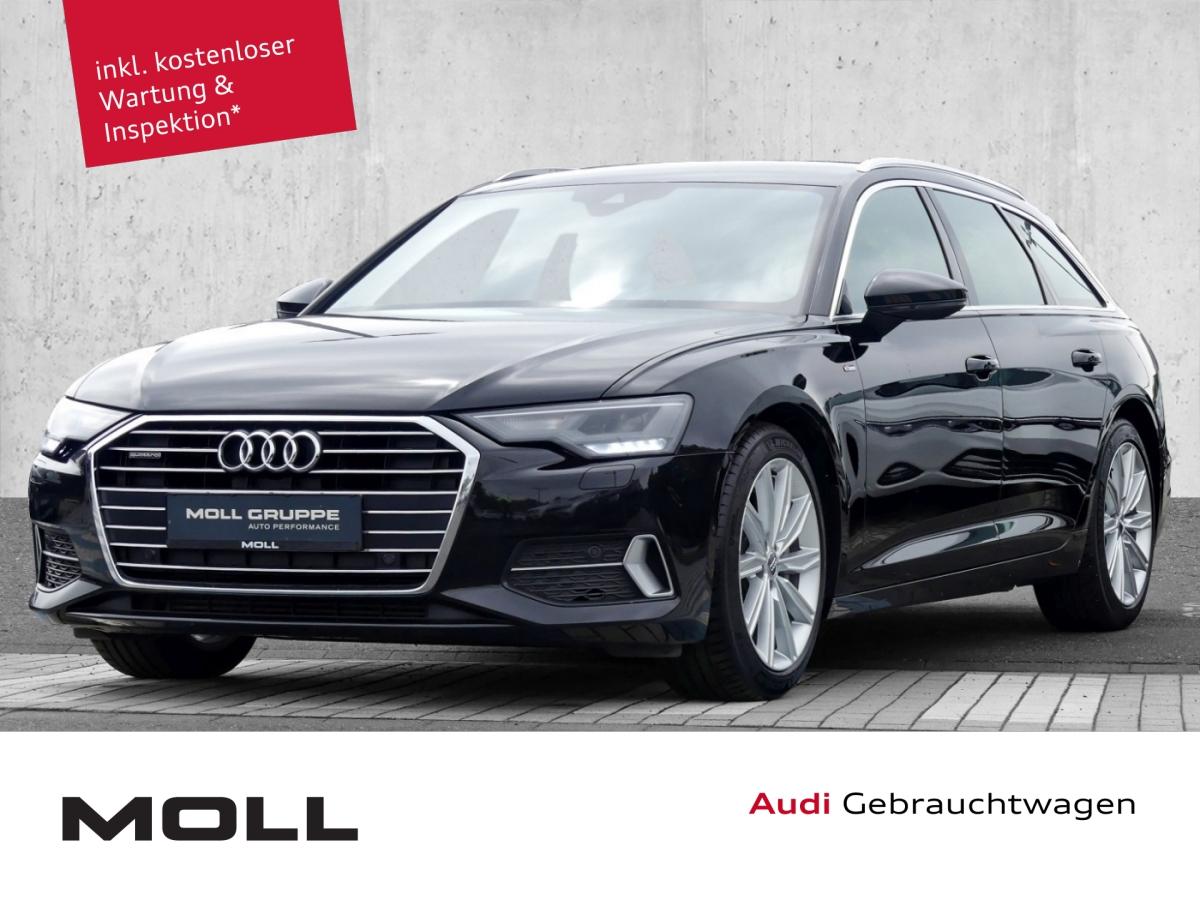 Audi A6 Avant 50 TDI quattro sport 3.0 EU6d-T S line, Jahr 2019, Diesel