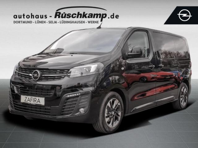 Opel Zafira Life Elegance M 2.0 D EU6d Leder Panoramadach Navi, Jahr 2021, Diesel
