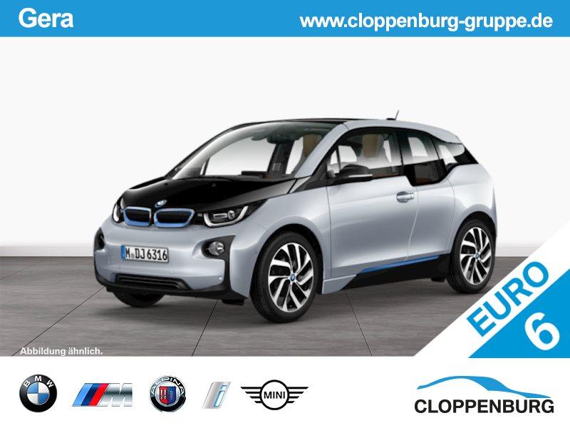 BMW i3 REX/Navi/Sitzheiz./DAB+Hifi H+K/Rückfahrkam., Jahr 2016, hybrid