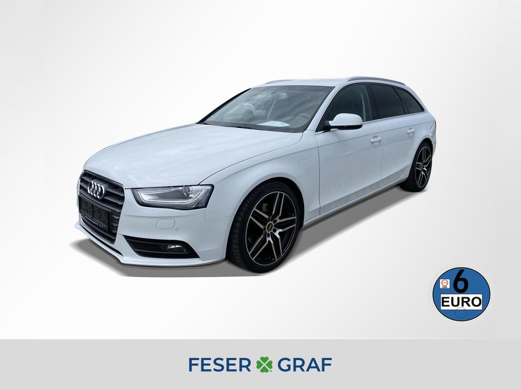 Audi A4 Avant 2.0 TDI DPF ultra Ambition MMI+XENON, Jahr 2014, Diesel