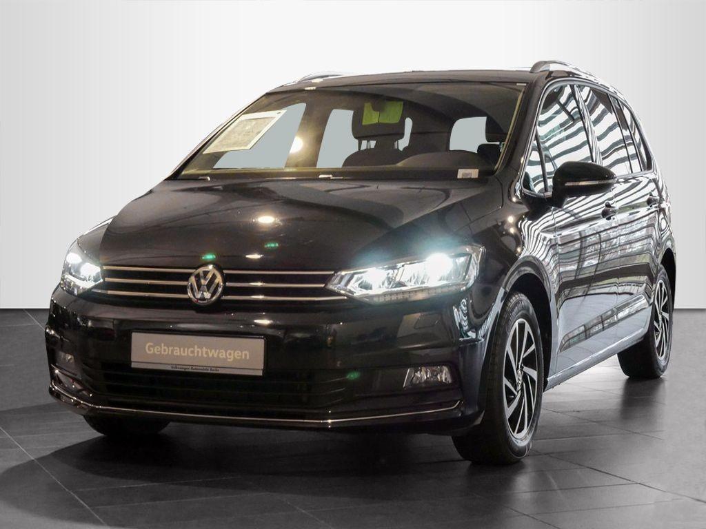 Volkswagen Touran 1.0TSI Trendline NAVI LED PDC SHZ, Jahr 2019, Benzin