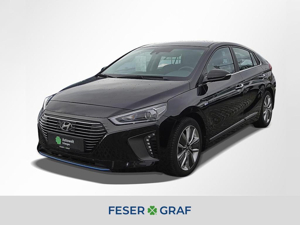 Hyundai Ioniq 1.6 GDI Style Hybrid Rückfahrk ACC Xenon, Jahr 2017, Benzin