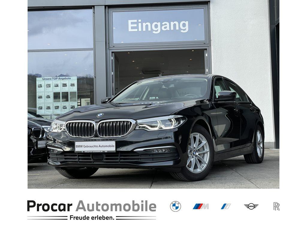 BMW 530d xDrive DA+PA+ HuD H/K Massage Sitzbelüf., Jahr 2019, Diesel