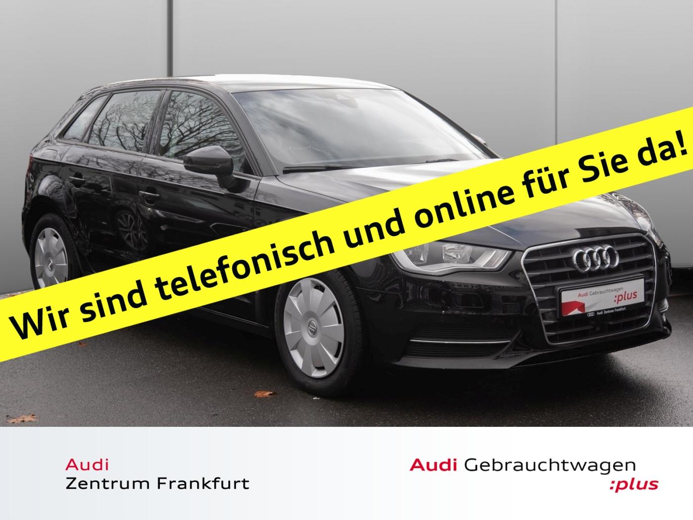 Audi A3 Sportback 2.0 TDI Attraction Navi PDC Sitzhei, Jahr 2016, Diesel