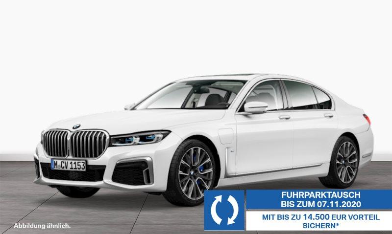 BMW 745e Limousine M Sportpaket inkl. Massagesitze, Jahr 2019, Hybrid