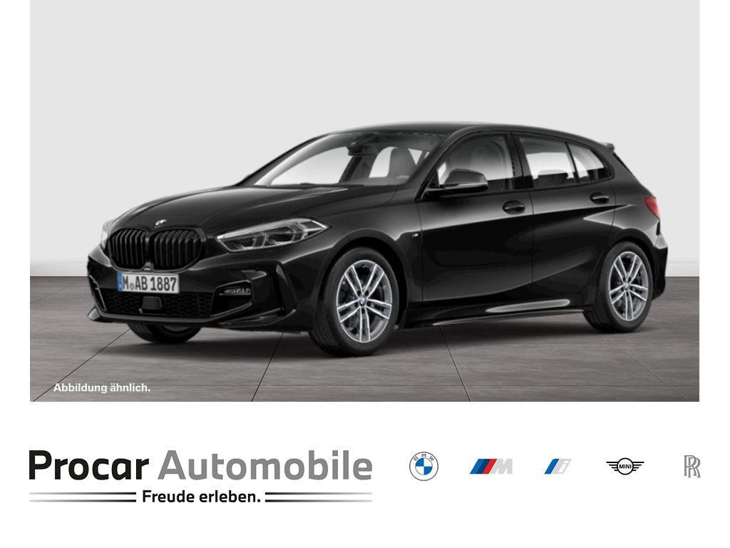 BMW 118d /5 M Sport DAB LED M Sportsitze Klimaaut. Shz, Jahr 2020, Diesel