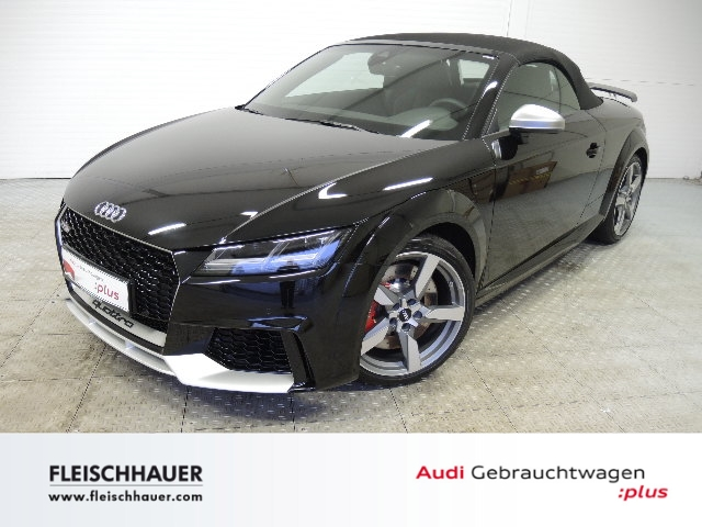 Audi TT RS Roadster 2.5 TFSI quattro LED 280km/h Sportabgasanlage, Jahr 2018, petrol