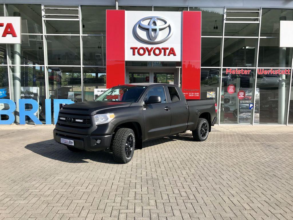 Toyota Tundra 4x4 Double Cab TRD Sport 5,7 V8, Jahr 2018, petrol