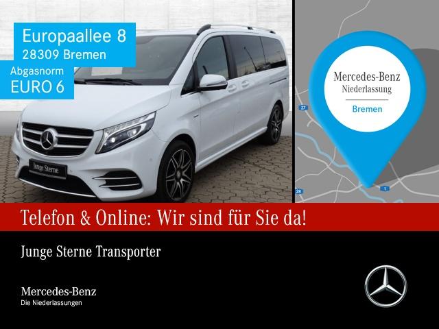 Mercedes-Benz V 250 d 4M AVANTGARDE EDITION Lang AHK AMG RFK, Jahr 2016, Diesel