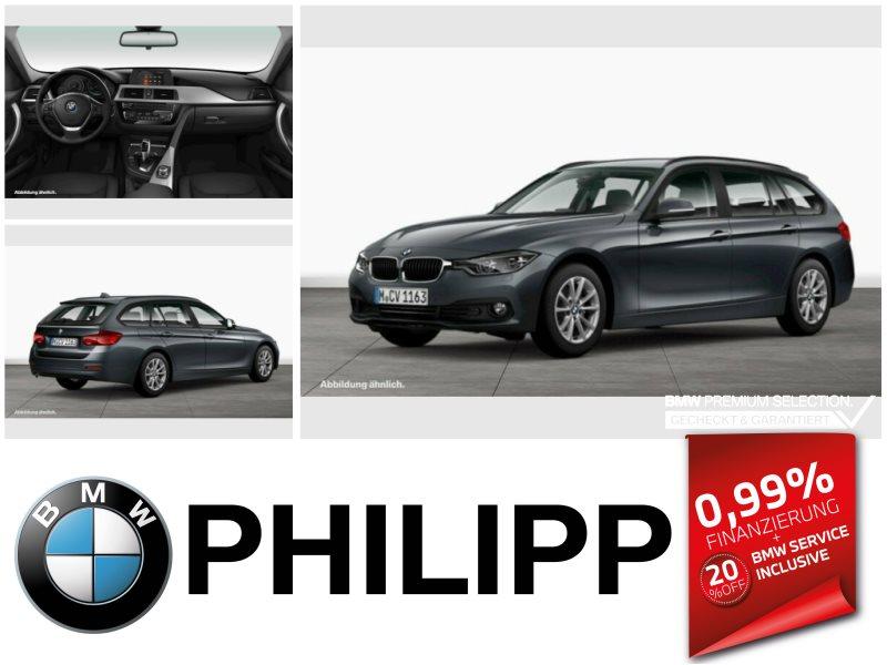 BMW 316d Tou LEA ab 229,-Navi Bus. DA Shz. Lord. Sport-LL, Jahr 2019, Diesel
