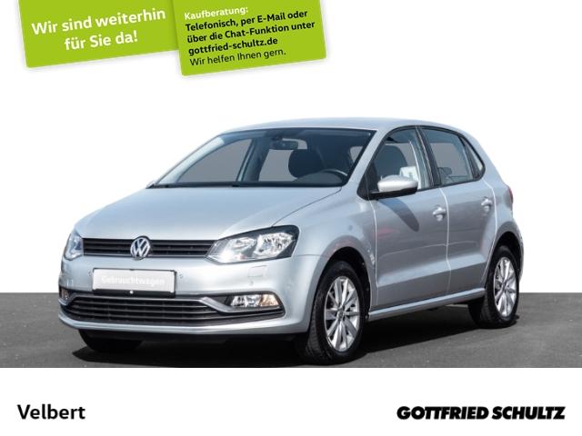 Volkswagen Polo 1.0 COMFORTLINE NAVI SHZ PDC GRA, Jahr 2018, Benzin