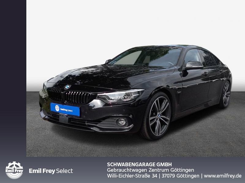 BMW 430d Gran Coupe xDrive Aut. Advantage, Jahr 2017, Diesel