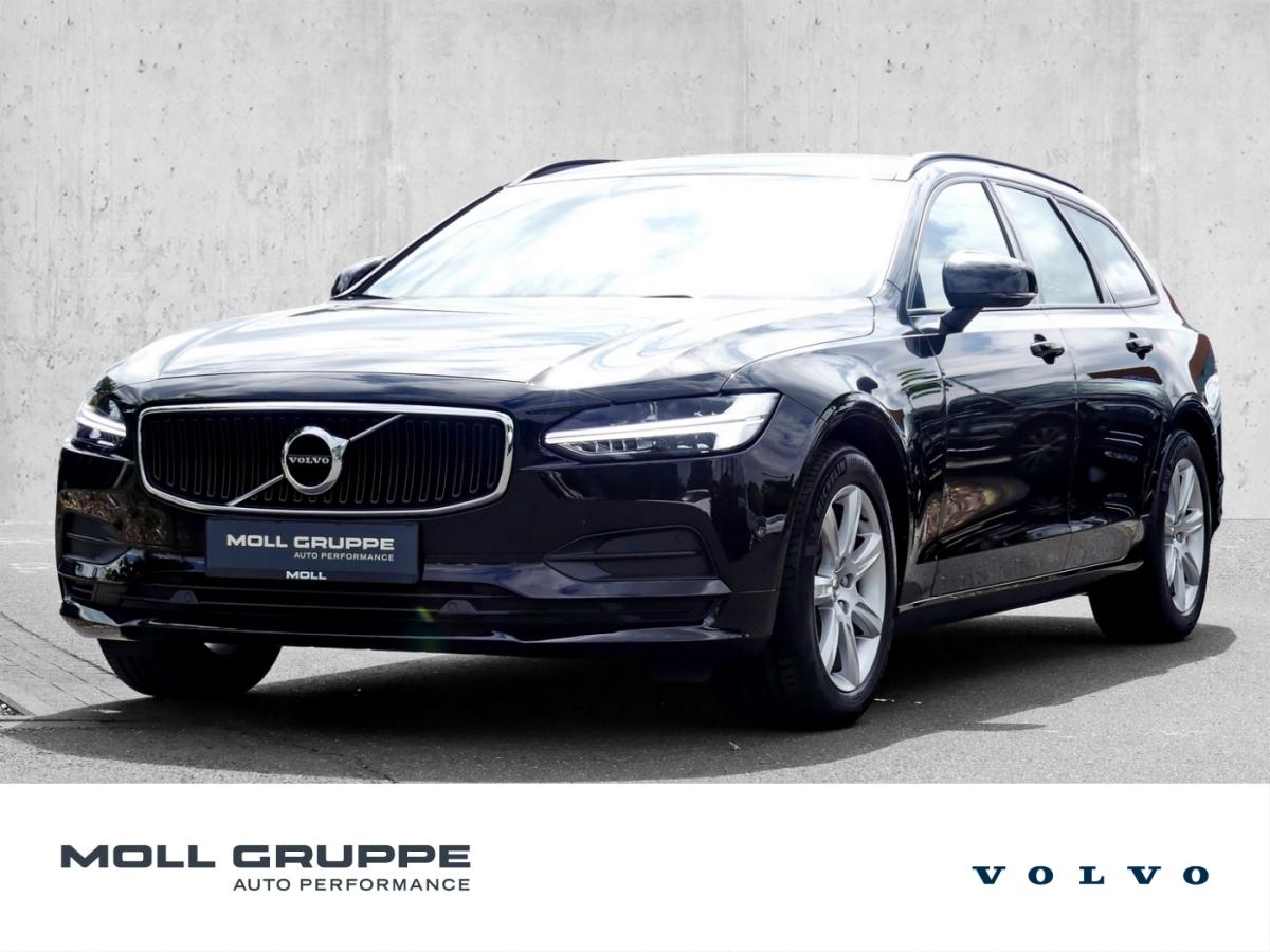 Volvo V90 D3. Geartronic Kinetic AHK LED Navi Automati, Jahr 2017, Benzin