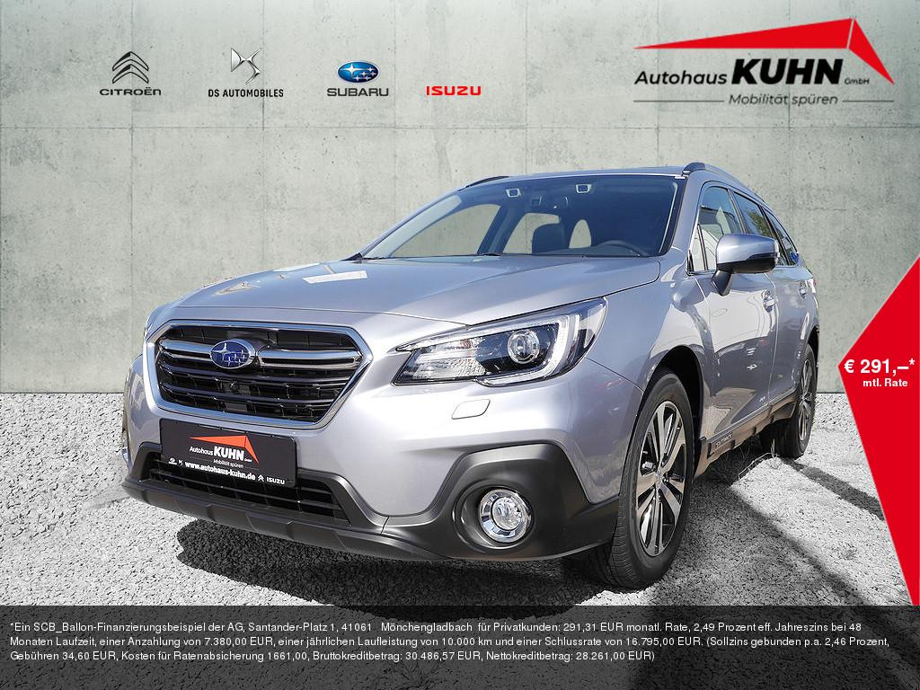 Subaru Outback 2.5i Sport Lineartronic, Jahr 2020, Benzin