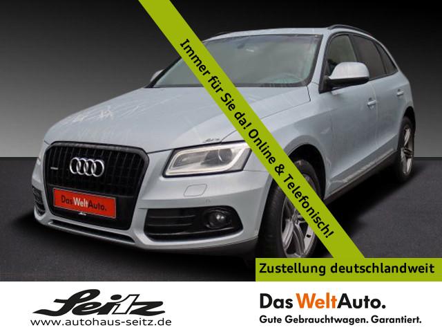 Audi Q5 2.0 TDI DPF quattro Navi,Leder,Xenon,SHZ, Jahr 2013, Diesel