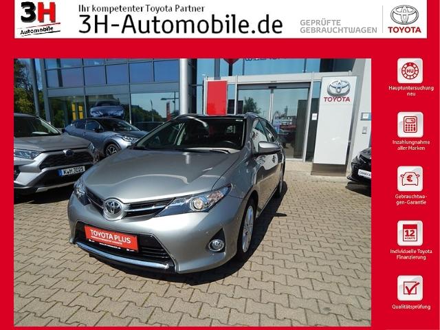 Toyota Auris Touring Sports 1.6 Life Plus*Kamera*Navi*, Jahr 2013, Benzin