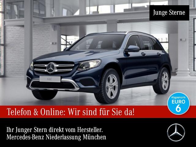 Mercedes-Benz GLC 250 d 4M Exclusive Fahrass 360° Stdhzg Distr., Jahr 2017, Diesel