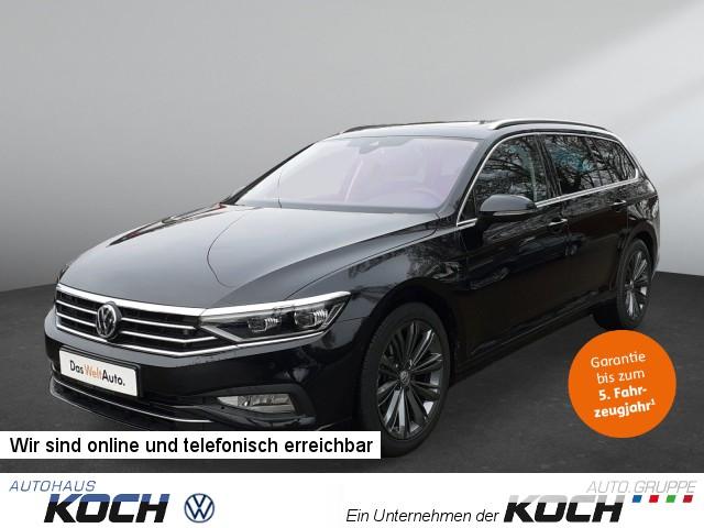 volkswagen passat variant 2.0tdi business dsg navi led panoramadach ahk, jahr 2020, diesel