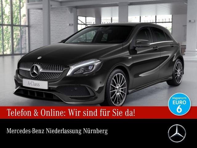 Mercedes-Benz A 180 AMG LED PTS Sitzh Sitzkomfort Temp, Jahr 2017, Benzin