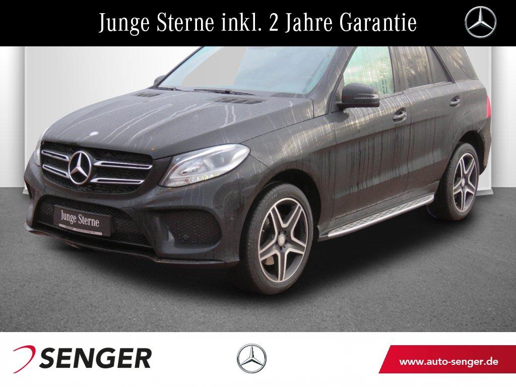 Mercedes-Benz GLE 250 d AMG Line Night Comand AHK Parkassist., Jahr 2016, diesel