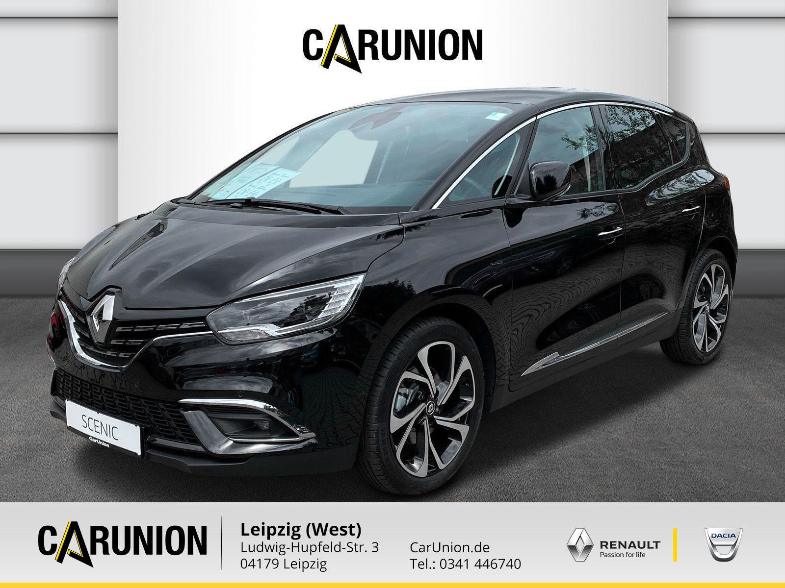Renault Scenic BLACK Edition TCe 140 EDC GPF, Jahr 2021, Benzin