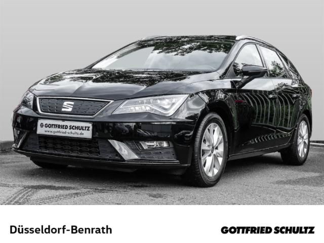 Seat Leon Sportstourer Style Ecomotive 1.0 TSI LED Dyn. Kurvenlicht PDCv h LED-hinten LED-Tagfahrlicht, Jahr 2018, Benzin