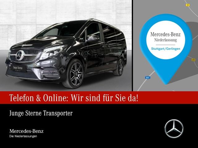 Mercedes-Benz V 300 d SPORT Park-Ass. Standhzg Comand AHK, Jahr 2019, Diesel