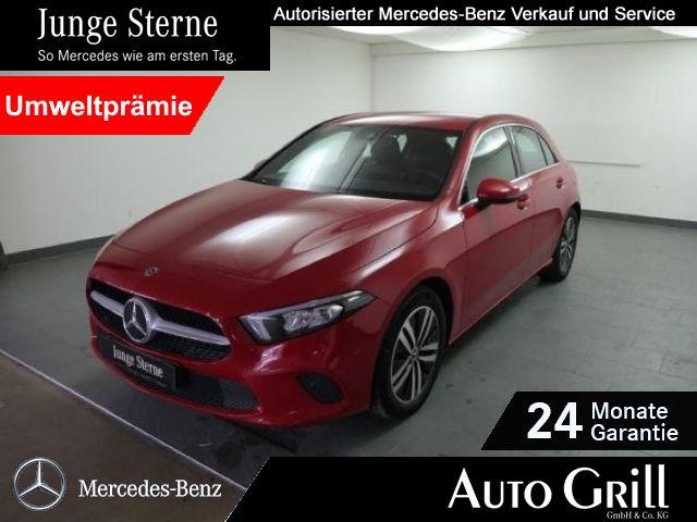 Mercedes-Benz A 250 Progressive LED StdHzg Distronic, Jahr 2019, Benzin