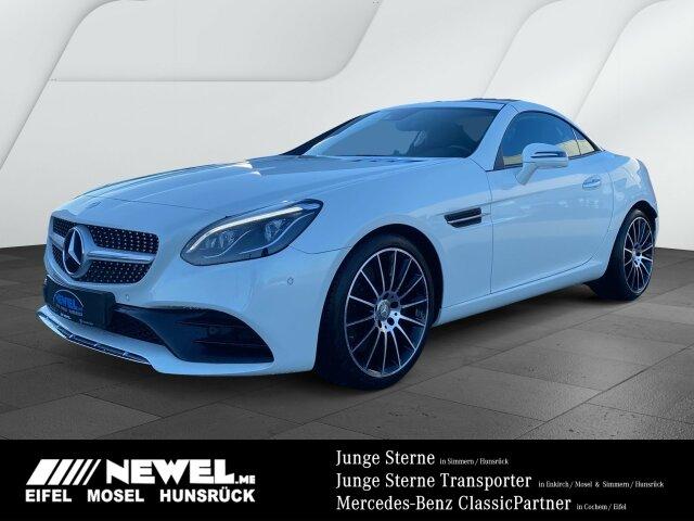 Mercedes-Benz SLC 200 *AMG*NAVI*PANO*RFK*LED*KEYLESS GO* Navi, Jahr 2016, Benzin