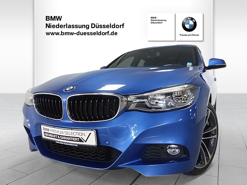BMW 330 Gran Turismo i xDrive M Sportpaket, Jahr 2017, Benzin