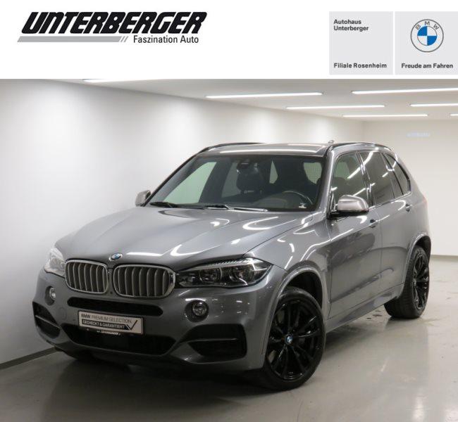 BMW X5 M50d UPE 110.580,00€ M Sportpaket Head-Up, Jahr 2018, Diesel