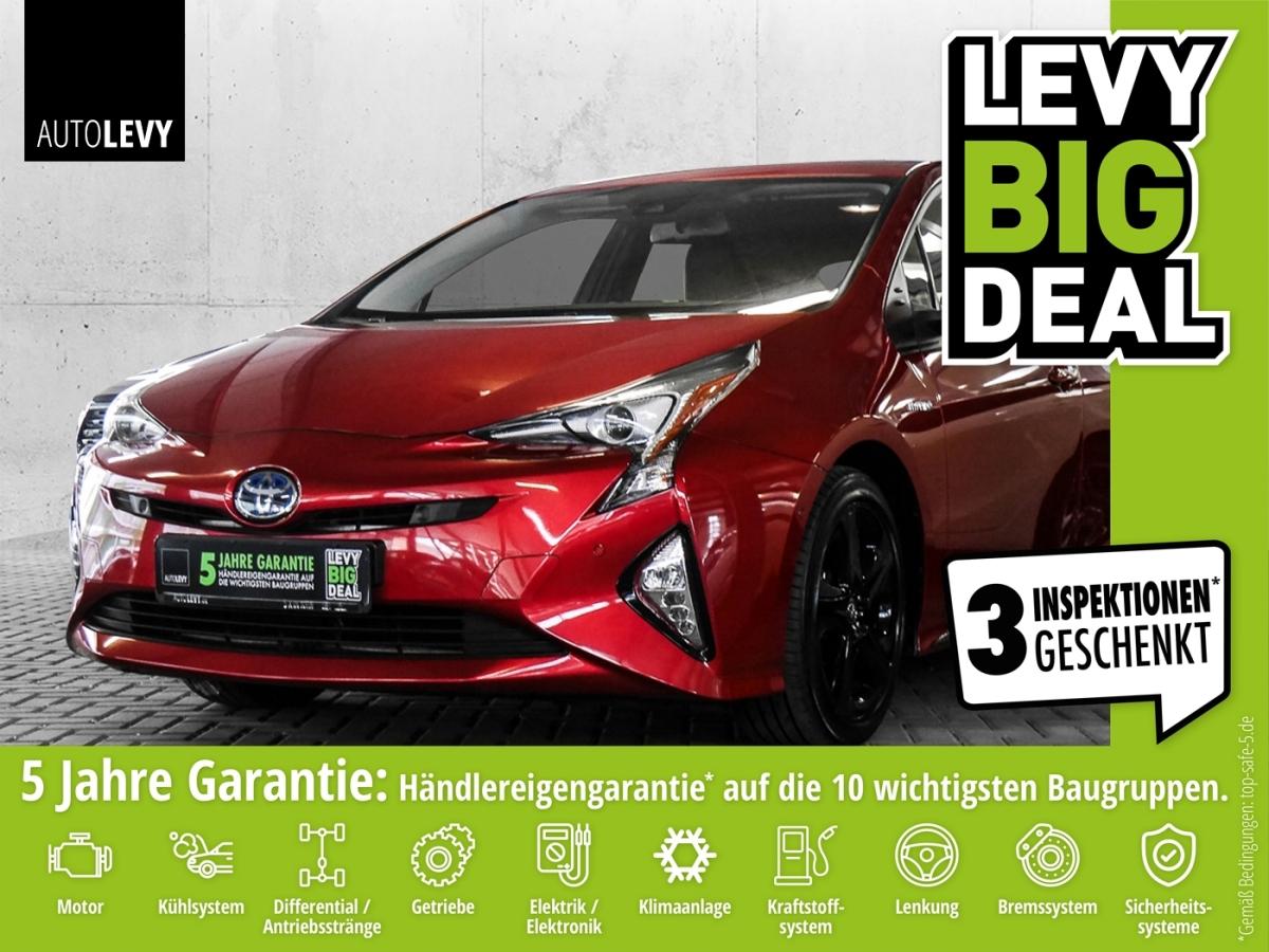 Toyota Prius Hybrid Executive *Navi*Rückfahrkamera*Klim, Jahr 2017, Hybrid