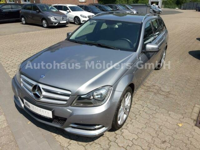 Mercedes-Benz C 180 T *Garantie*Navi*154 mtl., Jahr 2013, Benzin