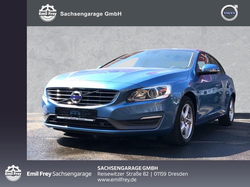 Volvo S60 D3 Business Edition Xenon PDC vorn+hin., Jahr 2014, diesel
