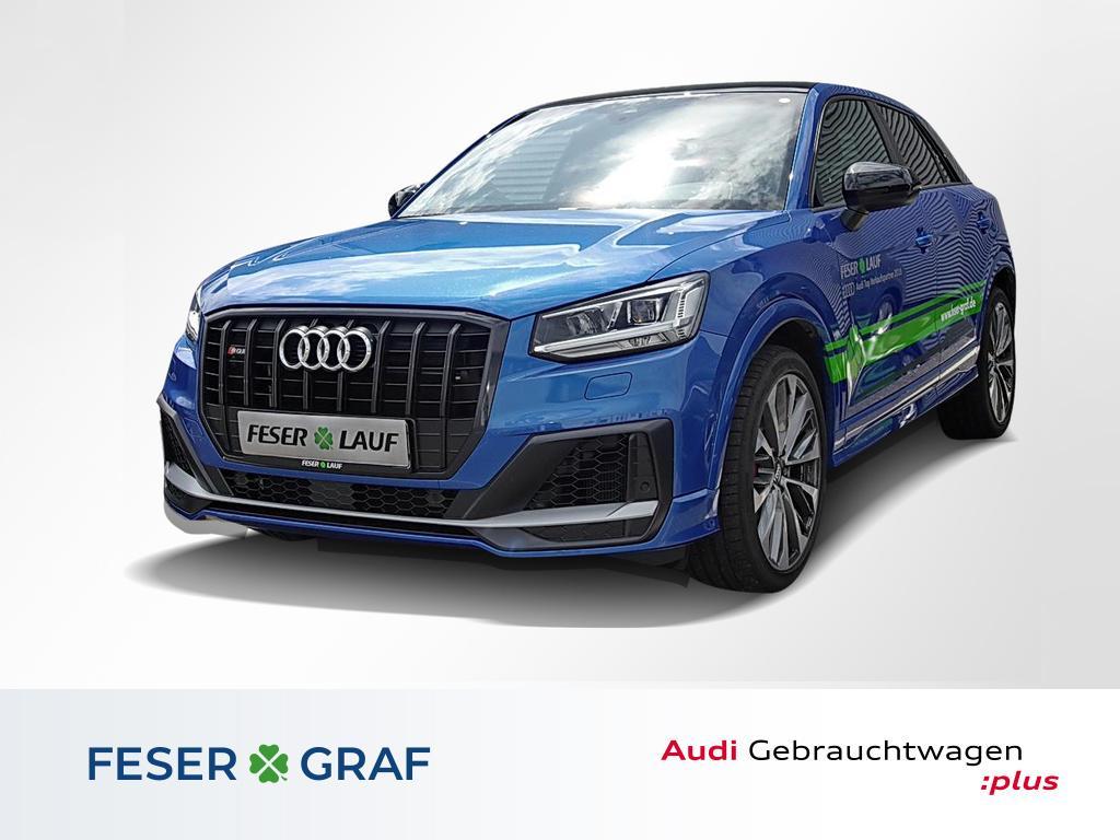 Audi SQ2 2.0 TFSI qu. S tronic NAV,LED,LEDER,PANO,ACC, Jahr 2019, petrol