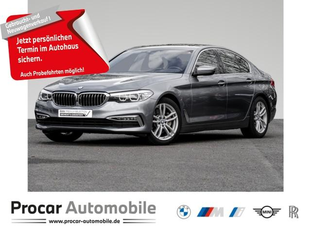 BMW 525d Pano+Navi+Klimaaut.+HIFI+PDC+Anhk., Jahr 2018, Diesel