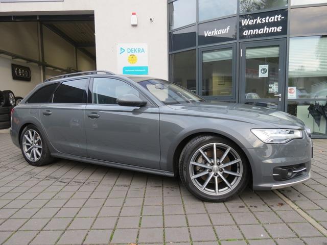 Audi A6 Avant 3.0 TDI Quattro Exclusive Pano/19Zoll/A, Jahr 2017, Diesel