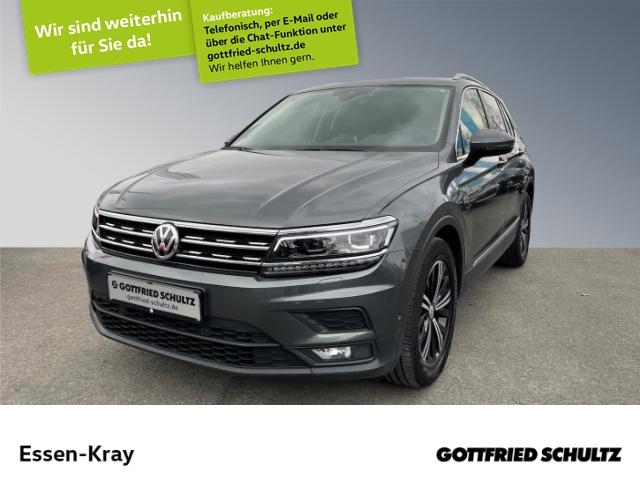 Volkswagen Tiguan Join 2.0 TDI DSG VC LED NAVI AHK, Jahr 2018, Diesel